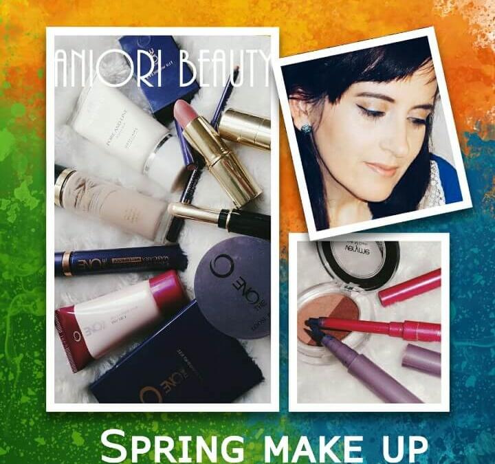 Tavaszi smink ötlet – The One, Giordani Gold és Very Me termékekkel