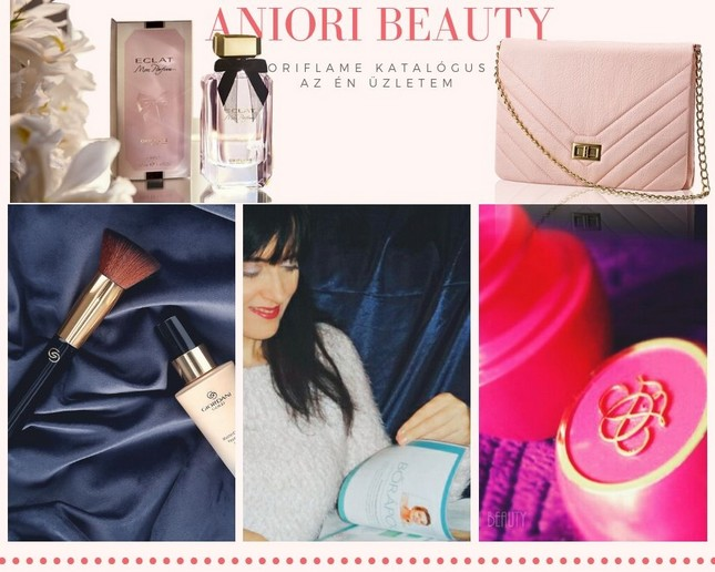 Oriflame katalógu online - szépség és üzlet