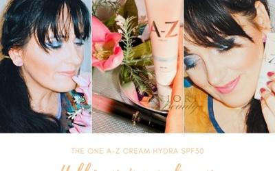 Oriflame smink A-Z Cream teszt tavaszi színekben